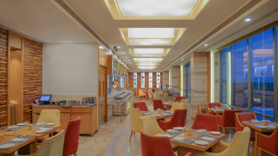 Victoria 23 at Efcee Sarovar Portico , Restaurants in Bhavnagar  2