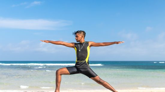 Yoga at Heritage Villa and Spa
