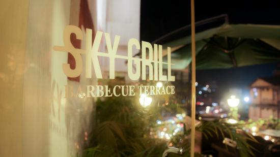 Open Sky Restaurant in Shillong, Multicuisine Restaurant in Shillong, Hotel Polo Towers, Shillong -10