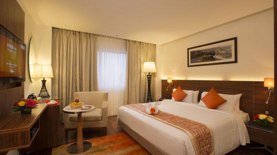 Premium Room at Hotel Southend By TGI - Bommasandra Bangalore3