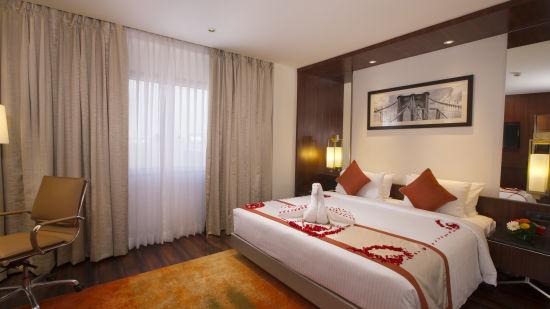 Premium Rooms at Hotel Southend By TGI - Bommasandra Bangalore7