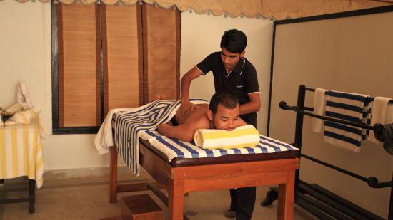 Spa at Infinity Resorts Kanha, Spa in Kanha 1