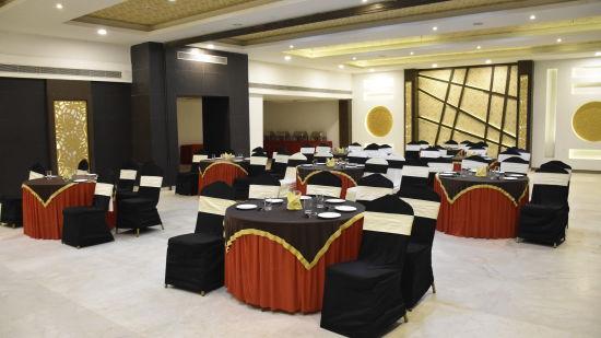 Banquet Hall in Jaipur, Jagrati Ananta Elite, Aravali Hall 3
