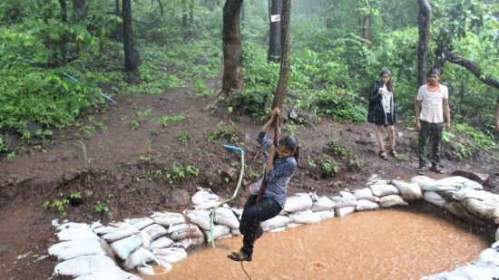 Tarzan Swing - Kundalika