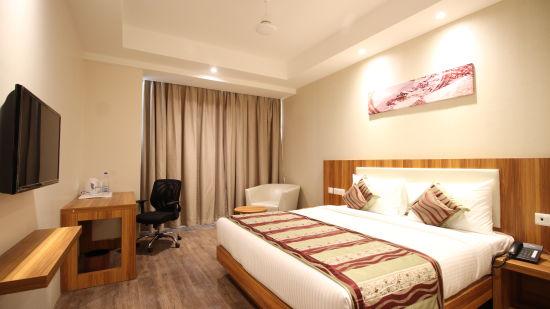 Le ROI Hotels & Resorts  Corporate Room 2 at Hotel Le ROI Raipur