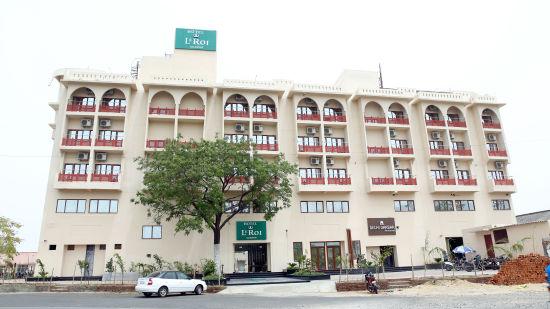 Le ROI Udaipur Hotel Udaipur Exterior View of Le ROI Udaipur Hotel