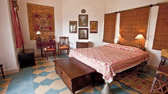 Neemrana Fort Palace Neemrana Parvati Mahal Hotel Neemrana Fort Palace Neemrana Rajasthan