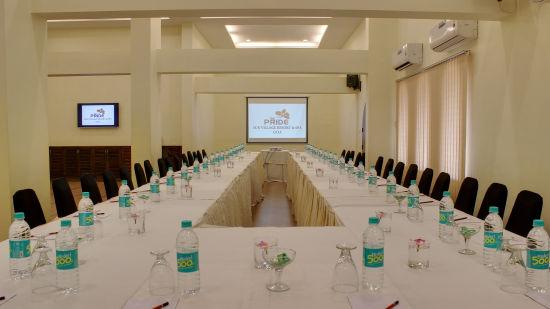 Conference Hall-1 U Shape Seating Capacity 40 pax