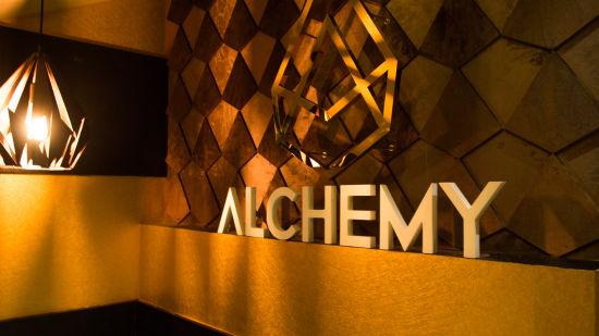 Alchemy - Signage