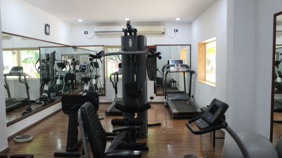 Ras Resorts in Silvassa Spa and Gym 2