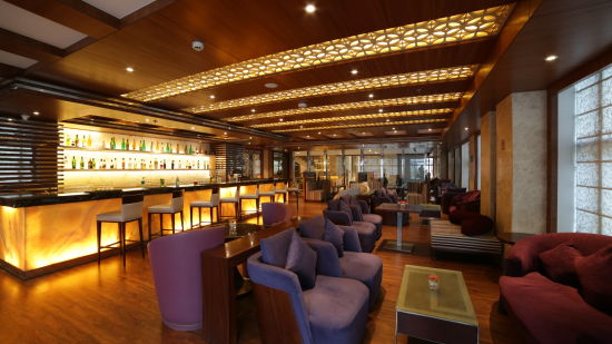 Bar The PL Palace Hotel Agra 2