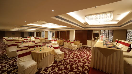 events and banquets at The PL Palace Hotel Agra 6