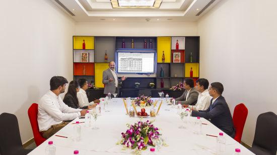 Board Room , Hotel Zone By The Park , Boardroom In Jaipur 1233