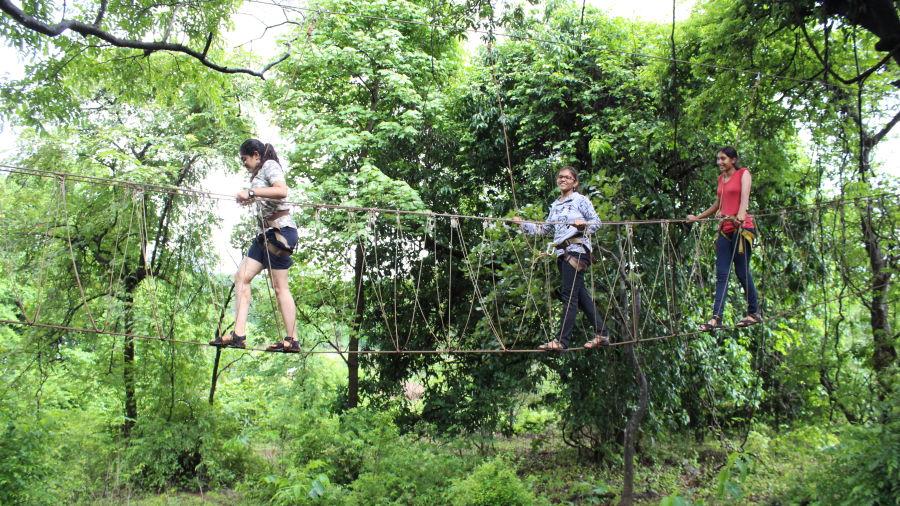 Burma Bridge - Kundalika 1