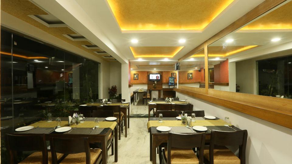 Alps Resort Restaurant