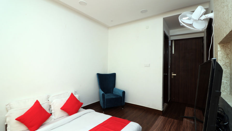 Spacious rooms in Dalhousie, Best places to stay in Dalhousie, Amara Blue Magnets, Dalhousie-4