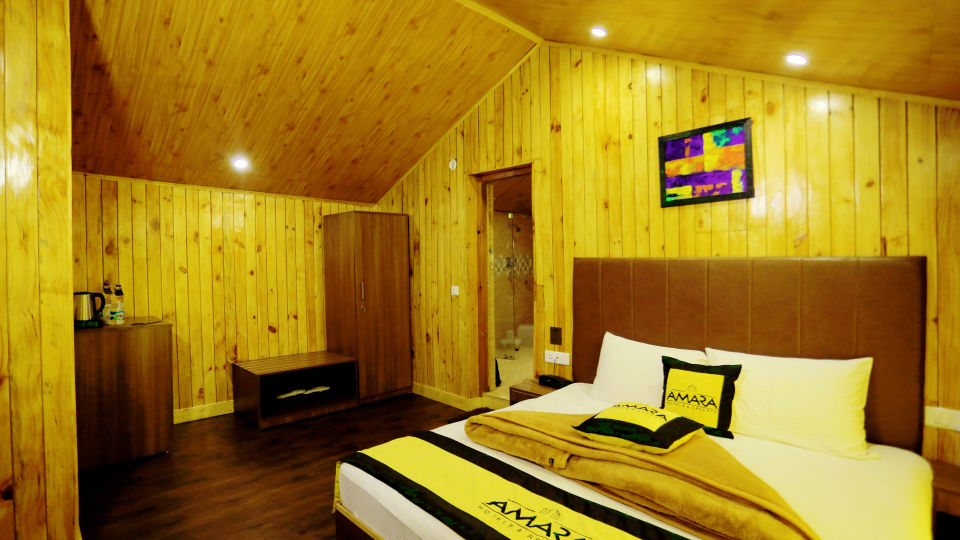 Amara 2-Bedroom Suite 2, Amara Resorts, Manali, Holiday resort in Manali