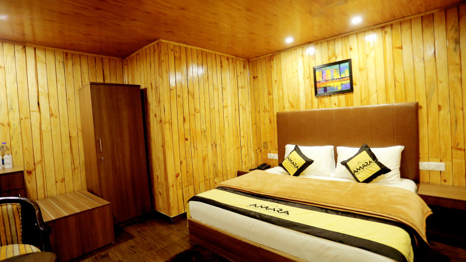 Amara 2-Bedroom Suite 7, Amara Resorts, Manali, Holiday resort in Manali
