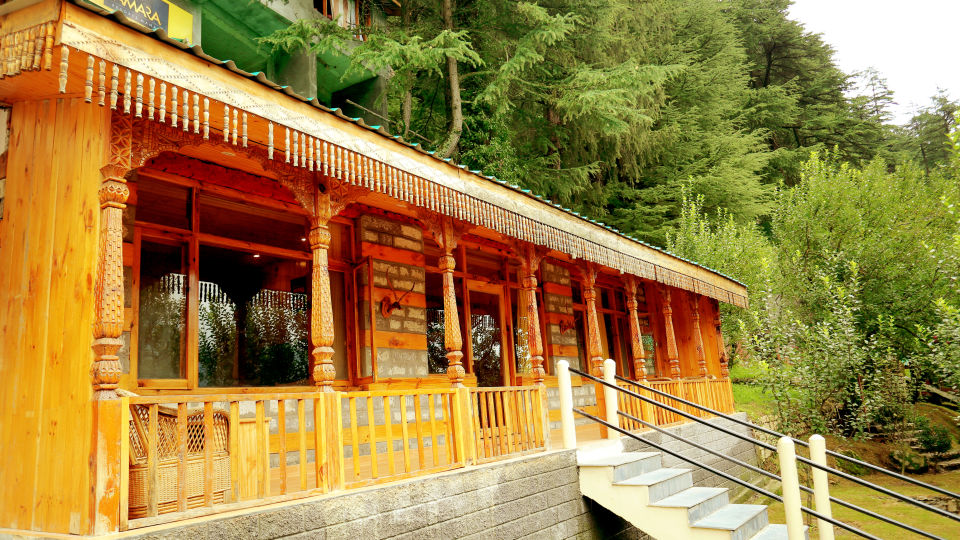 Amara 3-Bedroom Cottage, Amara Resorts, Manali, Holiday resort in Manali