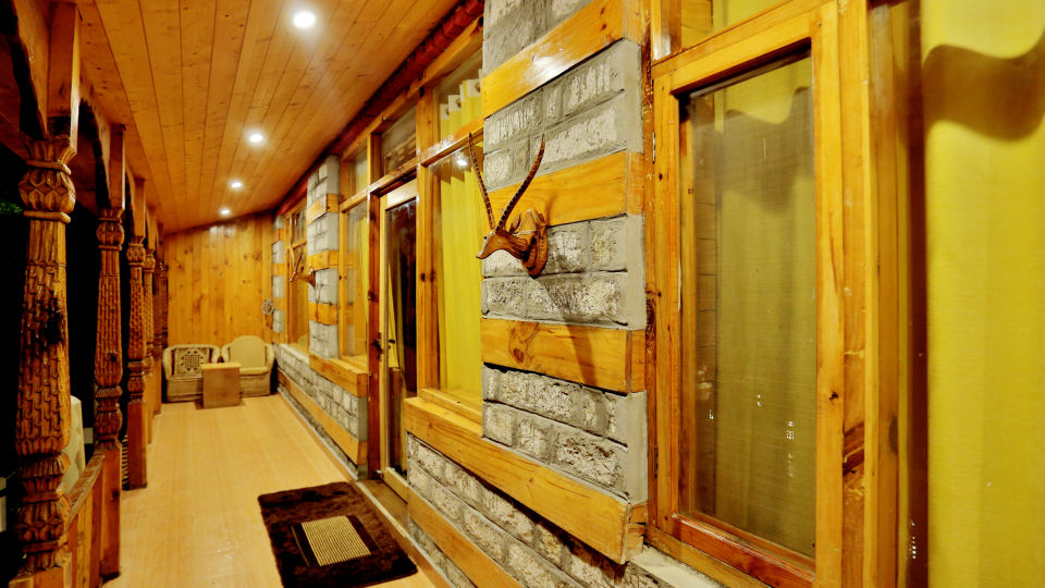 Amara 3-Bedroom Cottage 10, Amara Resorts, Manali, Holiday resort in Manali