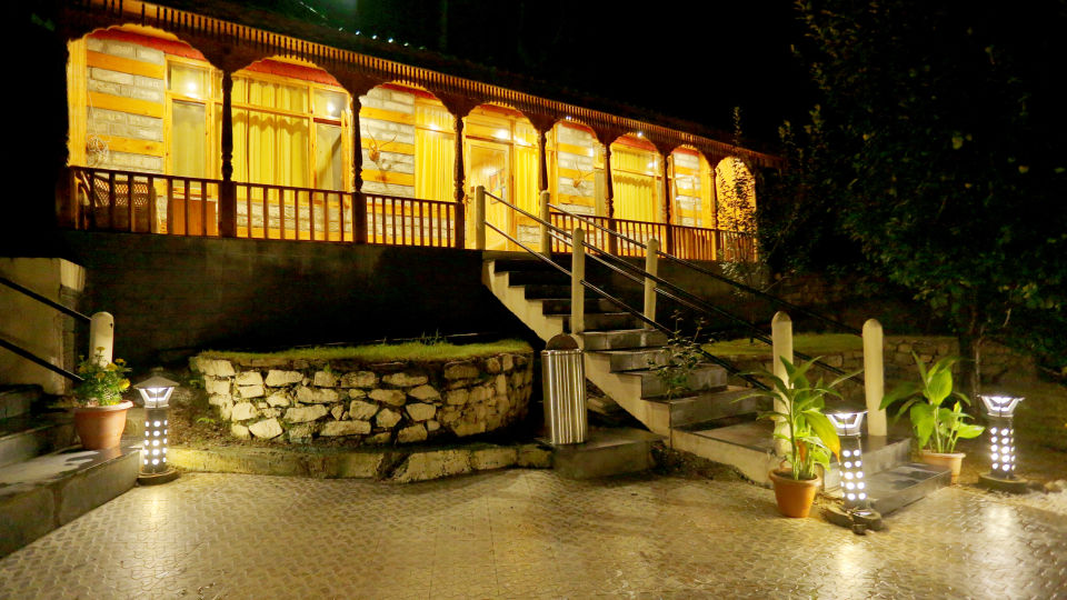 Amara 3-Bedroom Cottage 3, Amara Resorts, Manali, Holiday resort in Manali