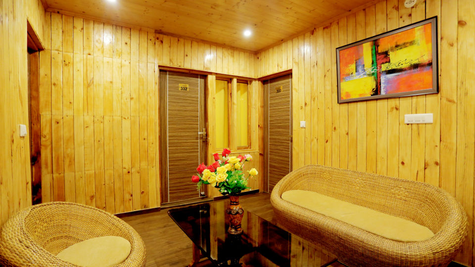 Amara 3-Bedroom Cottage 4, Amara Resorts, Manali, Holiday resort in Manali
