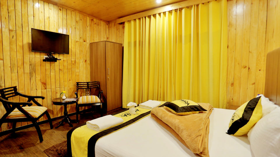 Amara 3-Bedroom Cottage 6, Amara Resorts, Manali, Holiday resort in Manali
