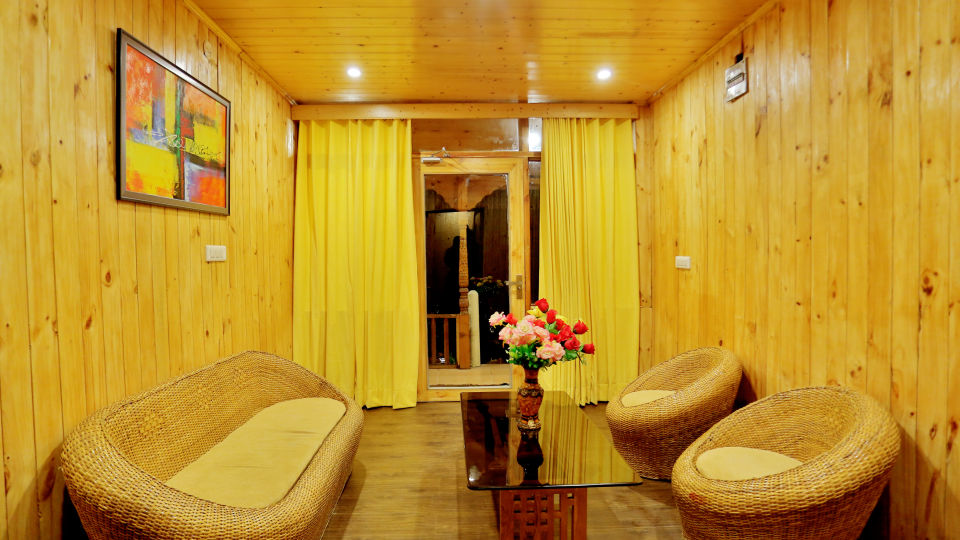 Amara 3-Bedroom Cottage 7, Amara Resorts, Manali, Holiday resort in Manali