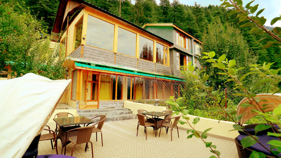 Amara Premium 1, Amara Resorts, Manali, Vacation in Manali