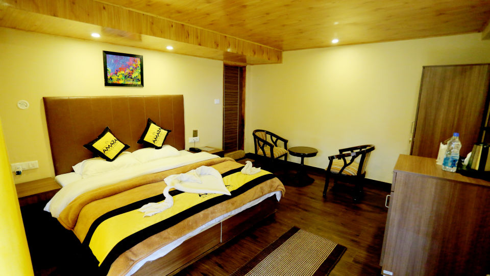 Amara Premium 3, Amara Resorts, Manali, Vacation in Manali