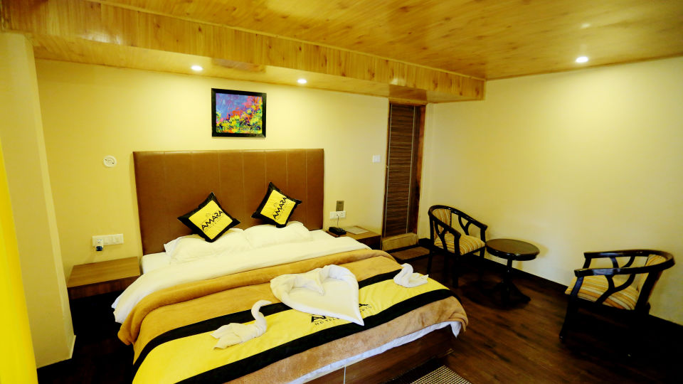 Amara Premium 4, Amara Resorts, Manali, Vacation in Manali
