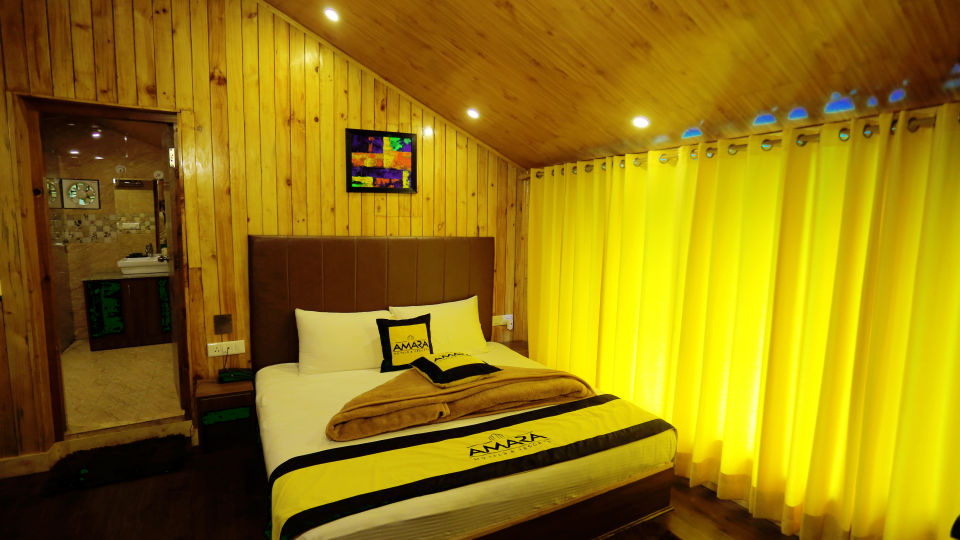 Amara Suite 1. Amara Resorts, Manali, Vacation in Manali