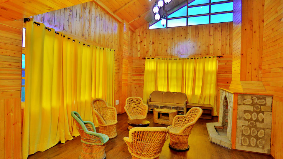 Smoking Rooms 2, Amara Resorts, Manali, Holiday Resort in Manali