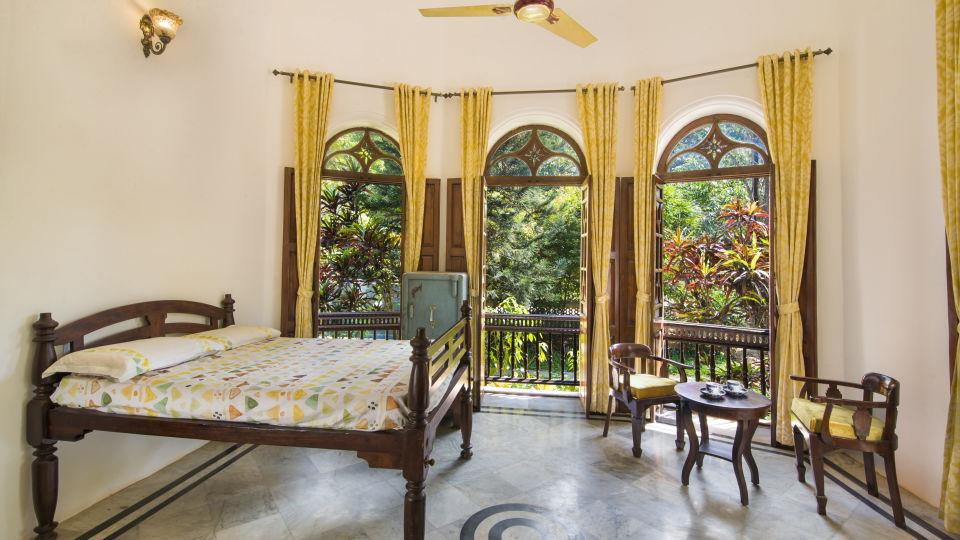 Room | Bara Bungalow, South Goa 9