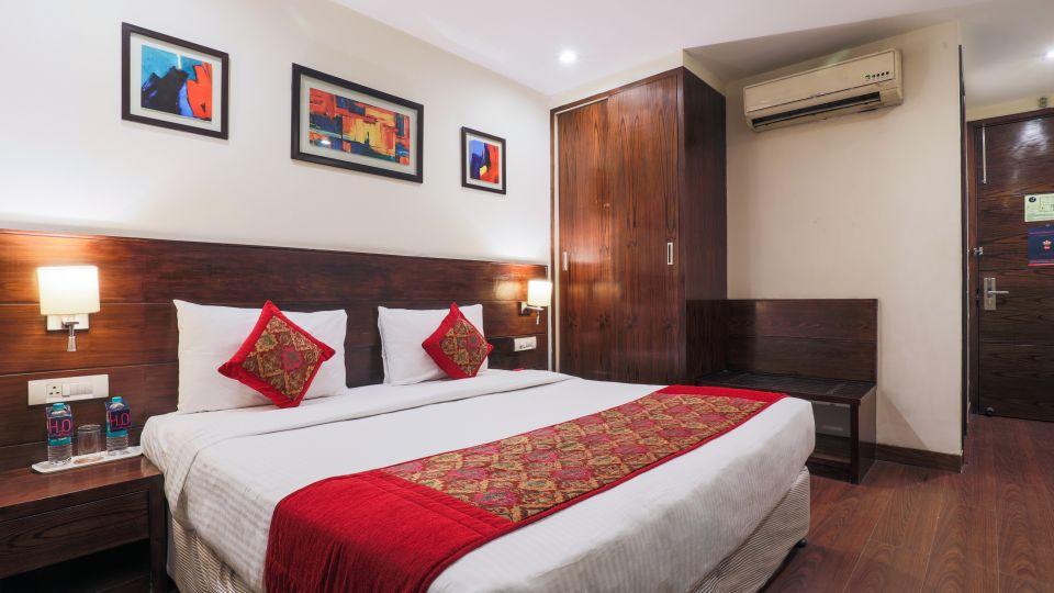 Rooms near Delhi Nehru Place, Stay near Delhi Nehru Place, BlueStone Hotel, Nehru Place, New Delhi