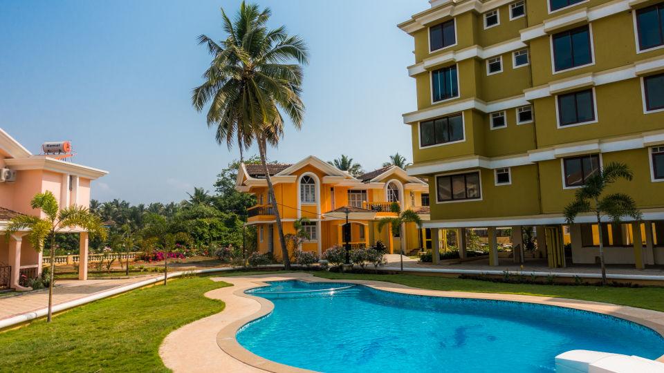 Casa Cottage Hotel, Bangalore Bangalore Benaulim - Goa - Pool - Beach - holiday - 11