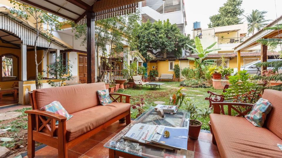 Casa Cottage Hotel, Bangalore Bangalore Casa-Cottage-Heritage-Hotel-Bangalore-City-Center-Garden-Relaxing-Quiet 12