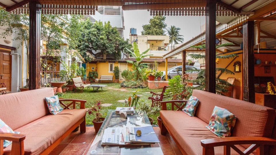 Casa Cottage Hotel, Bangalore Bangalore Casa-Cottage-Heritage-Hotel-Bangalore-City-Center-Garden-Relaxing-Quiet 13