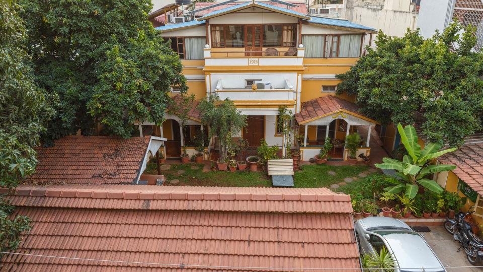 Casa Cottage Hotel, Bangalore Bangalore Casa-Cottage-Heritage-Hotel-Bangalore-City-Center-Garden-Relaxing-Quiet 15