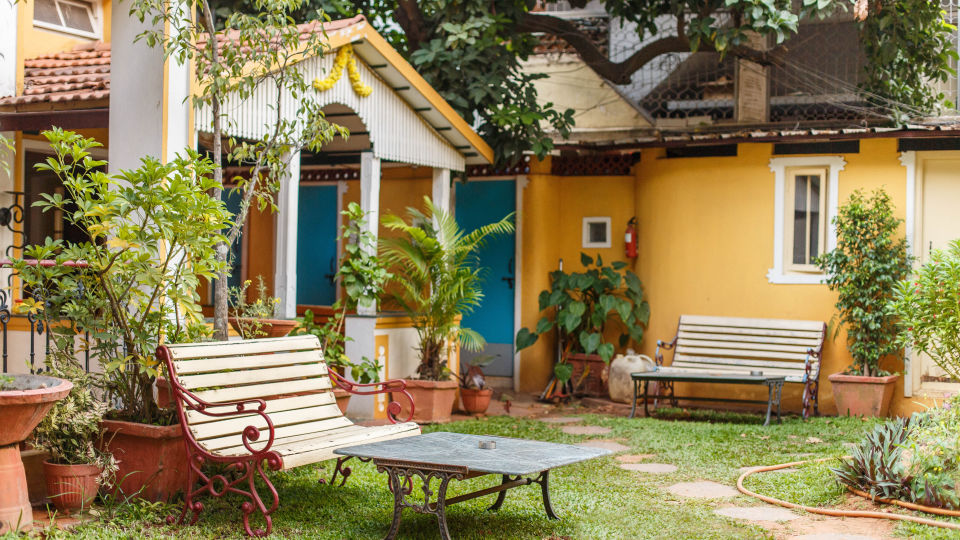 Casa Cottage Hotel, Bangalore Bangalore Casa-Cottage-Heritage-Hotel-Bangalore-City-Center-Garden-Relaxing-Quiet 1