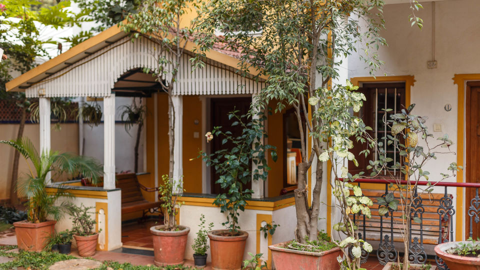 Casa Cottage Hotel, Bangalore Bangalore Casa-Cottage-Heritage-Hotel-Bangalore-City-Center-Garden-Relaxing-Quiet 2