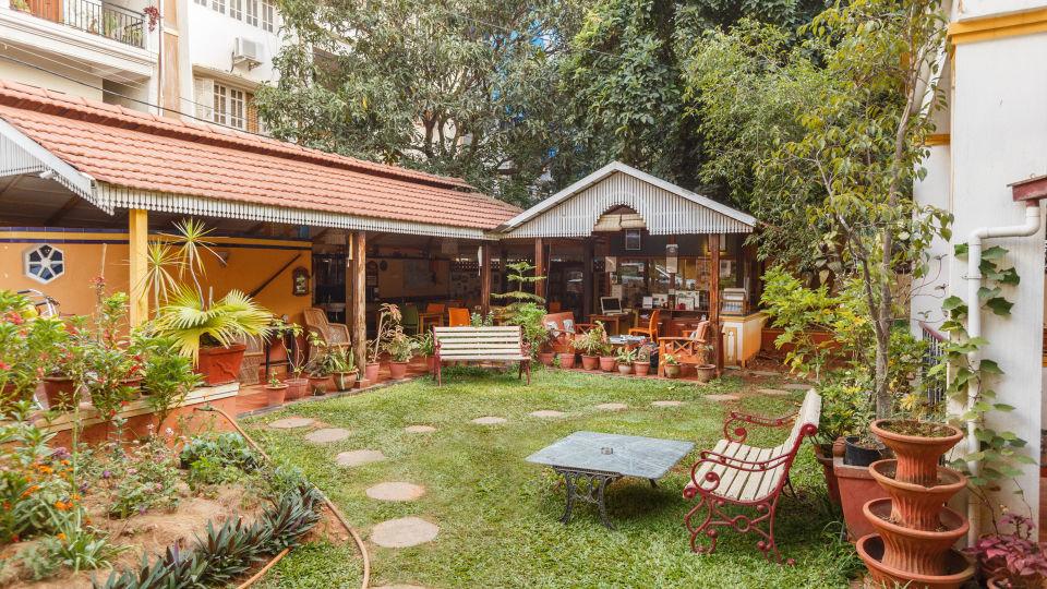 Casa Cottage Hotel, Bangalore Bangalore Casa-Cottage-Heritage-Hotel-Bangalore-City-Center-Garden-Relaxing-Quiet 8