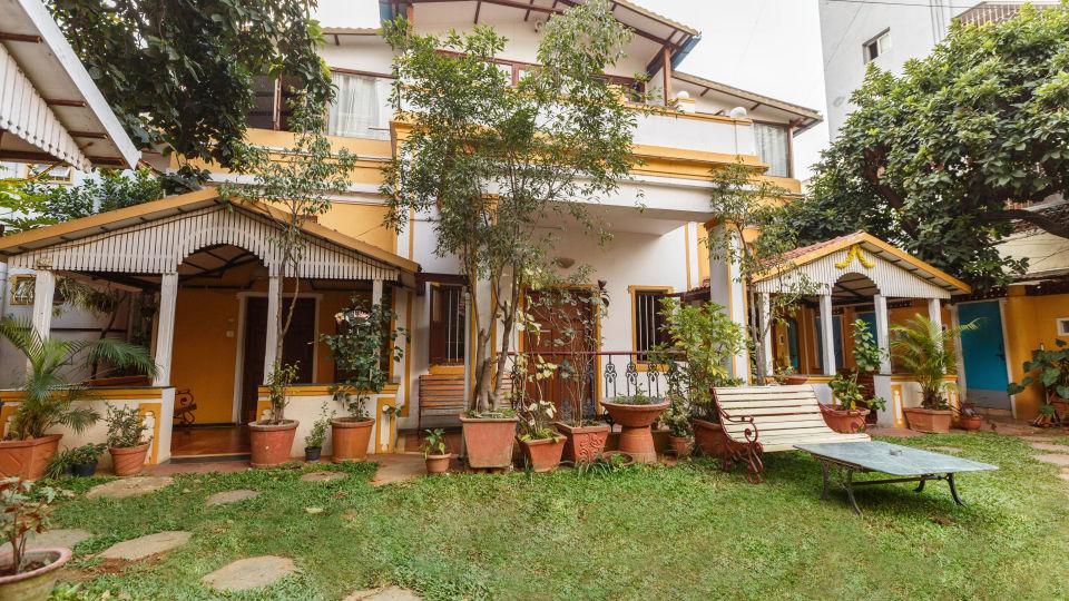 Casa Cottage Hotel, Bangalore Bangalore Casa-Cottage-Heritage-Hotel-Bangalore-City-Center-Garden-Relaxing-Quiet 9