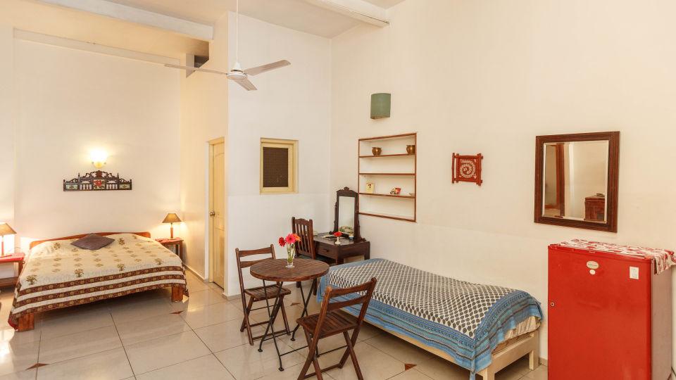 Casa Cottage Hotel, Bangalore Bangalore Casa-Cottage-Room-with-Kitchen-Bright-Garden-Family-Friendly- 2