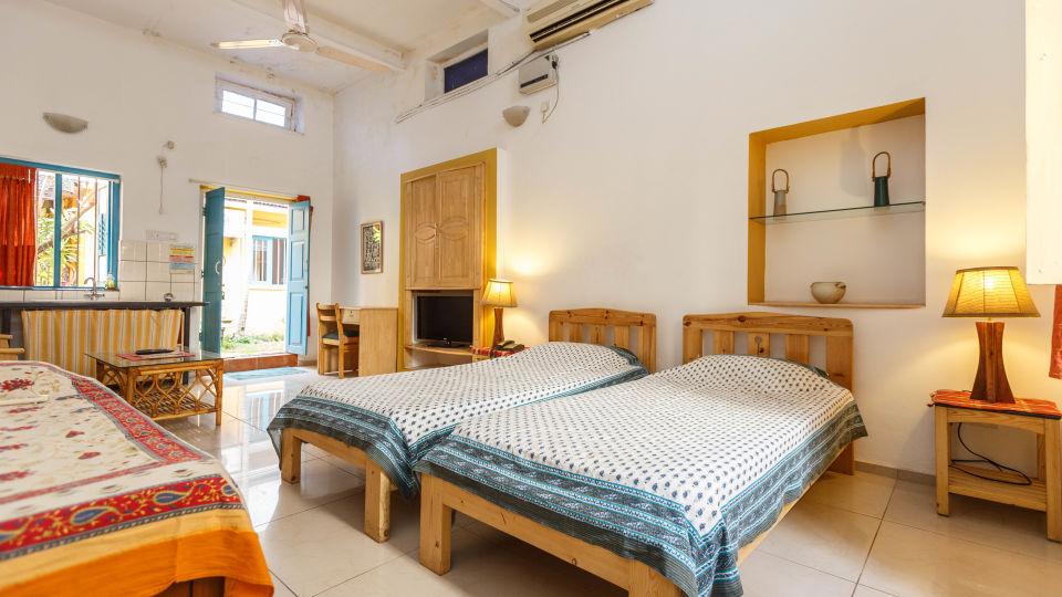 Casa Cottage Hotel, Bangalore Bangalore Casa-Cottage-Room-with-Kitchen-Bright-Garden-Family-Friendly- 5