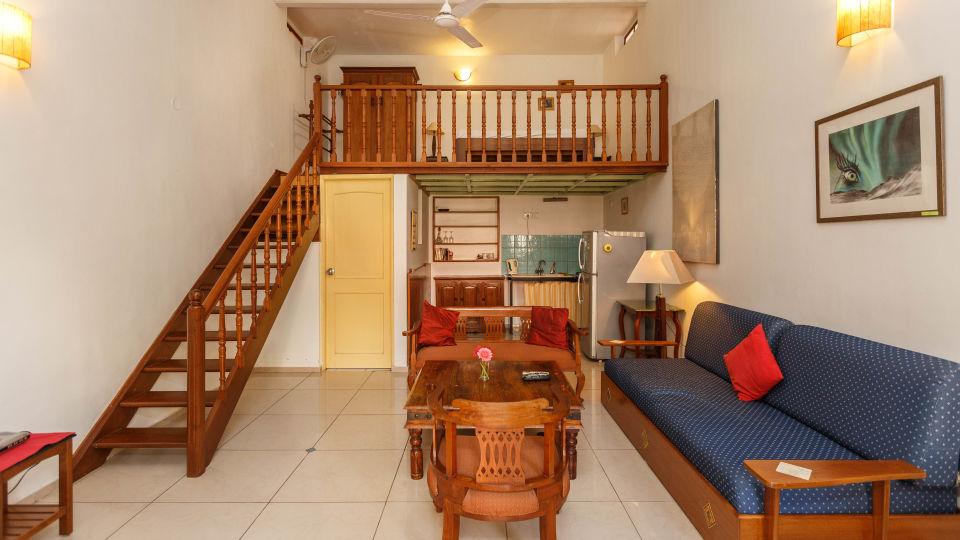 Casa Cottage Hotel, Bangalore Bangalore Casa-Cottage-Room-with-Kitchen-Bright-Garden-Family-Friendly- 9