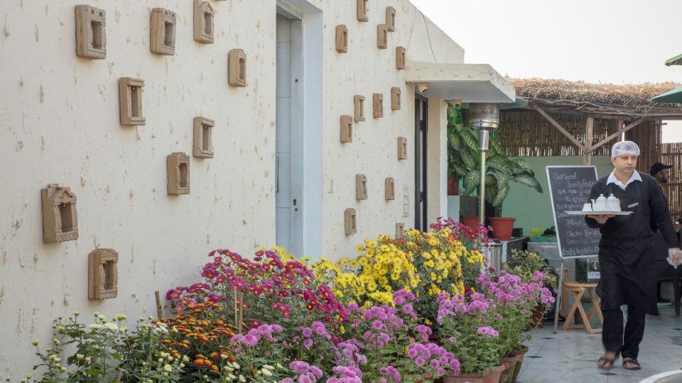 Roof Top, Colonels Retreat, Best Restaurant in Delhi 5