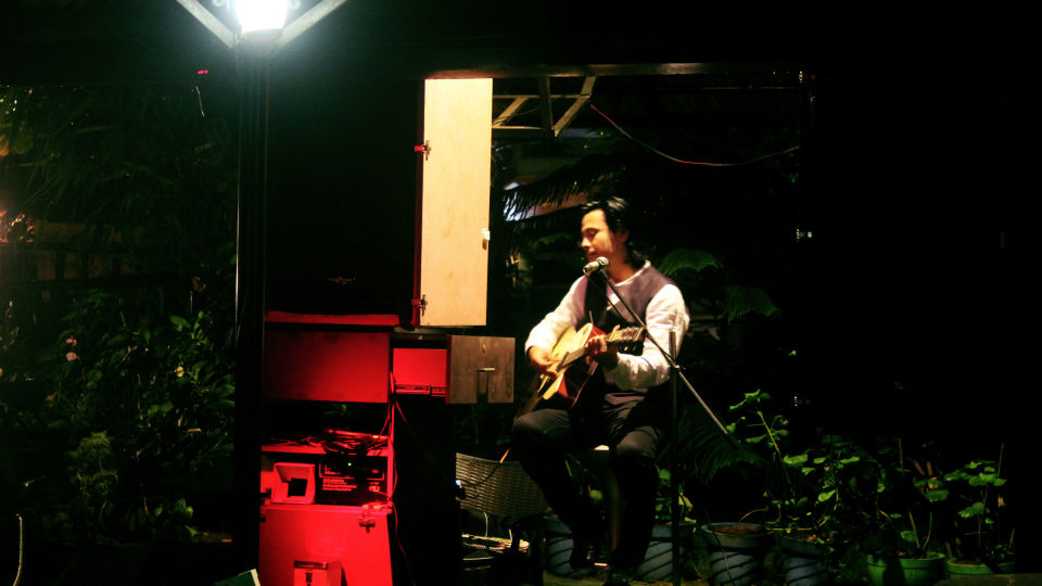 Live singing