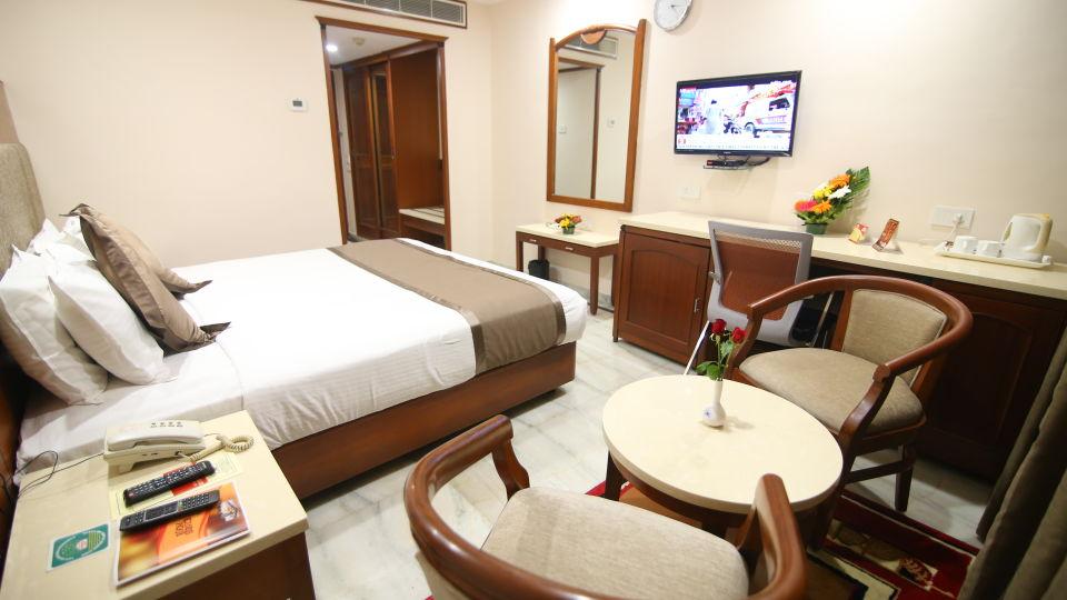 Business Club at Hotel Daspalla Executive Court Vishakapatnam 1