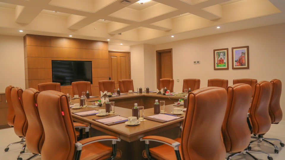 Meeting and Events at Efcee Sarovar Portico , Hotels in Bhavnagar 8